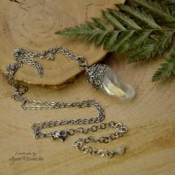 Wisiorek talizman kryształ Anielska Aura