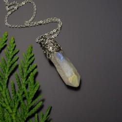 Wisiorek talizman kryształ Anielska Aura 9