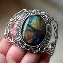 Bransoletki wire wrapping