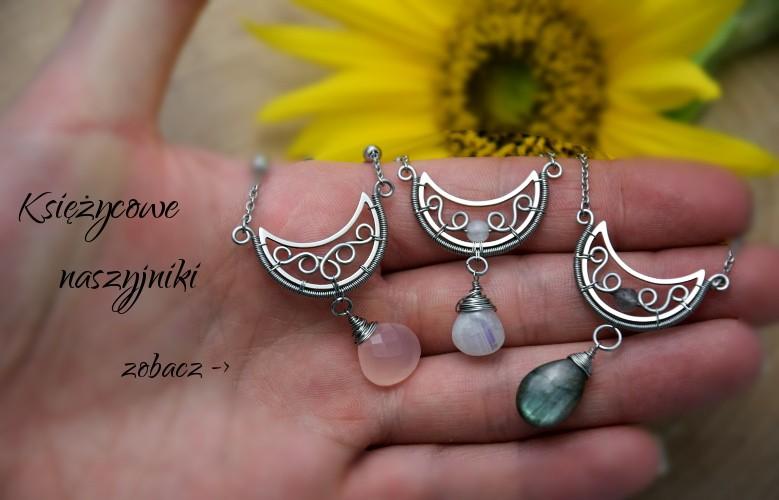 Księżycowa biżuteria